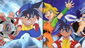 There's A Petition To Bring Back The Old 'Beyblade' Series