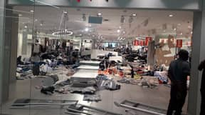 Protestors Trash H&M Store In South Africa Over 'Racist' Hoodie Ad