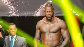 Deontay Wilder Speaks Out For First Time Since Tyson Fury Defeat