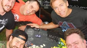 Steve-O Pays Tribute To Pal Ryan Dunn On 10th Anniversary Of His Death