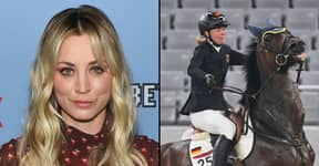 Kaley Cuoco Offers To Buy Horse Punched At Olympics In 'Disgusting' Incident
