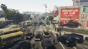 Gamer Shows What Happens When You Get 10 Stars On Grand Theft Auto V