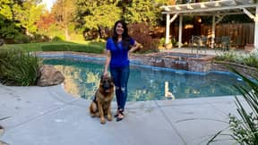 OnlyFans Mum Tiffany Poindexter Buys £50,000 Guard Dog After Their Previous House Was Vandalised