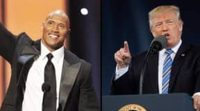 The Rock Is Leading Donald Trump In The Polls For 2020 President