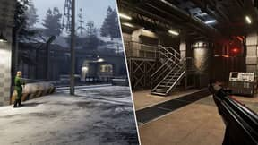The 'GoldenEye 007' Unreal Engine 4 Remake Is Looking Absolutely Beautiful