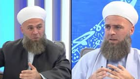 Islamic Peacher Says Men Without Beards Cause 'Indecent Thought'