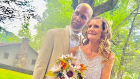 Woman Marries 24-Year-Old Toyboy Despite Always Getting Confused For His Grandmother
