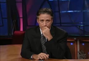 Jon Stewart's Emotional Monologue Delivered Just Days After 9/11 Remains As Powerful As Ever