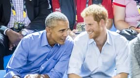 Obama And Prince Harry's Bromance Will Make Your Day