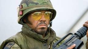 Robert Downey Jr. Says Mum Was 'Horrified' When He Went Blackface In Tropic Thunder