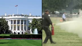 Man Who Set Himself On Fire Close To The White House Dies