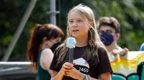 Pizza Chain Sends Out Billboard Message To Greta Thunberg In Activist's Hometown