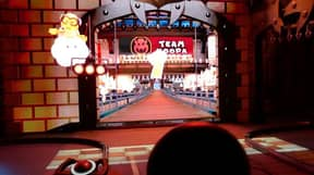 Video Shows Sneak Peek At Super Nintendo World's Mario Kart Ride