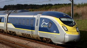 Eurostar Trains Now Run Direct From Amsterdam To London