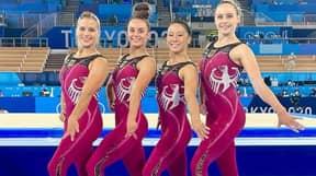 German Gymnastics Team Wear Unitards At Tokyo Olympics Amid Condemnation Of 'Sexualisation' Of Sport