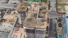 Shocking Before-And-After Photos Show Massive Destruction Of Miami Building Collapse