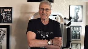 Bodybuilding Legend Frank Zane Still Lifting Dumbbells At 79