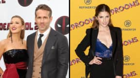Ryan Reynolds Pokes Fun At Blake Lively And Anna Kendrick On Instagram
