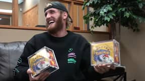 Logan Paul Spends $2 Million Collecting First Edition Pokémon Card Boxes