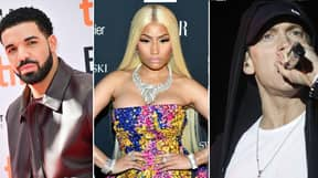 People Are Hoping Drake Drops A Fire Song About Nicki Minaj And Eminem