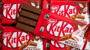 Kit Kat Voted World's Best Chocolate Bar