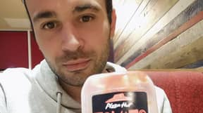 Man Outraged By Pizza Hut's 'Sexual' Ketchup Branding