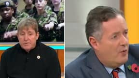 Piers Morgan Slams Former SAS Member Who Says Women Shouldn't Be Allowed To Join