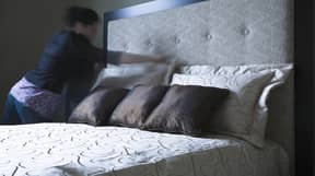 Cleaning Expert Warns About Making Your Bed First Thing In The Morning