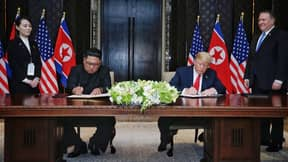 Kim Jong-Un Commits To 'Complete De-Nuclearisation' In Historic Agreement