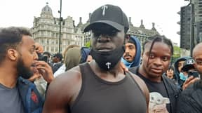 Stormzy Reportedly Joins Protestors In London In Support Of Black Lives Matter March