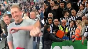 Hero Doctor And Nurse Came To Rescue Of Fan Under Cardiac Arrest At Newcastle Game