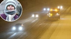 Greta Thunberg Has Salt Spreading Truck Named After Her