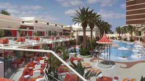 Man Racks Up Incredibly Large Bar Tab At Las Vegas Pool Club