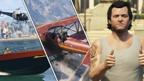 8 Amazing Things To Do In 'Grand Theft Auto 5' During Lockdown