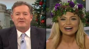 Winner of 'I'm A Celebrity' Toff Has Already Been Offered A Job On 'Good Morning Britain'