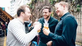 Fifty People In With Chance Of Winning Year's Supply Of Camden Hells Beer