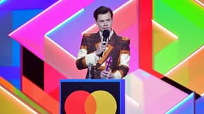 Viewers Baffled By Harry Styles' Accent As He Makes Speech At Brits