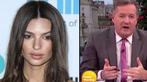 Emily Ratajkowski Responds To Piers Morgan After Says Her Video Is 'Not Feminism'