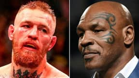 Conor McGregor Brilliantly Responds To Mike Tyson Calling Him A 'Dumbass'