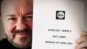 After Life Series 3 Begins Filming Next Week