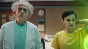 Christopher Lloyd Plays Live-Action Rick In New Rick And Morty Clip
