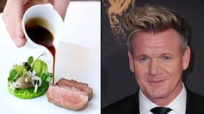 Gordon Ramsay Leaves People Baffled With Tiny But Expensive Meal