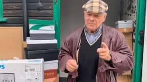 Del Boy Sends Message To England Squad Ahead Of Euro 2020 Final