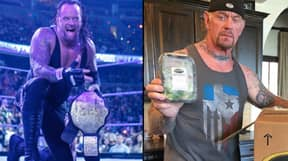 WWE's The Undertaker Reveals Body Transformation Amid Retirement Claims