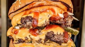 Deliveroo Is Doing Half-Price Burgers Across Australia Today For World Burger Day