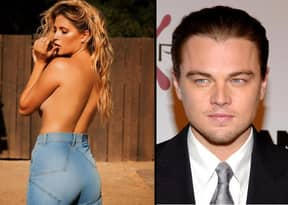 Surprise! Leonardo DiCaprio's New 'Girlfriend' Is A Tall, Blonde Model