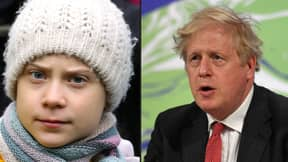Greta Thunberg Changes Twitter Bio To Troll Boris Johnson