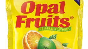 Opal Fruits Are Returning To UK For A Limited Run