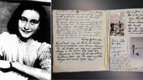 Anne Frank's Diary Had Two Pages Of Dirty Jokes And 'Sexual Matters'