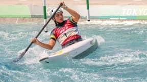 Olympic Athlete Jessica Fox Uses Condom To Repair Damaged Kayak